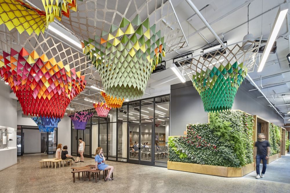 Etsy Brooklin office by Gensler