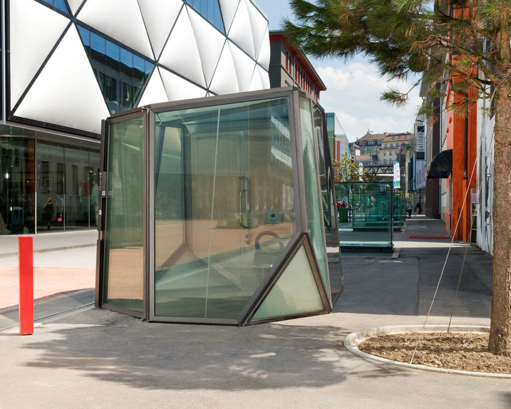 The most unusual public toilets